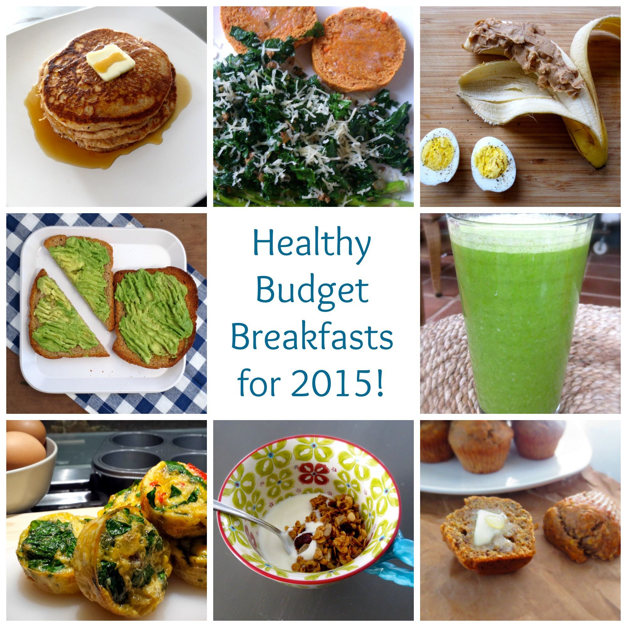 Healthy Cheap Breakfast  Healthy Bud Breakfasts For The New Year