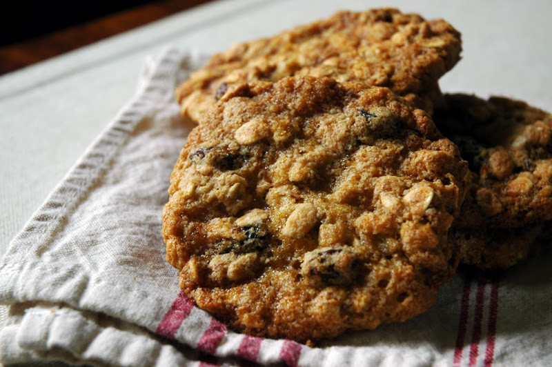 Healthy Chewy Oatmeal Raisin Cookies  The Skinny Gourmet Chewy Oatmeal Raisin Cookies and they