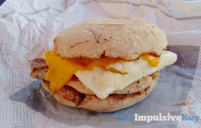 Healthy Chick Fil A Breakfast  REVIEW Chick fil A Egg White Grill Breakfast Sandwich