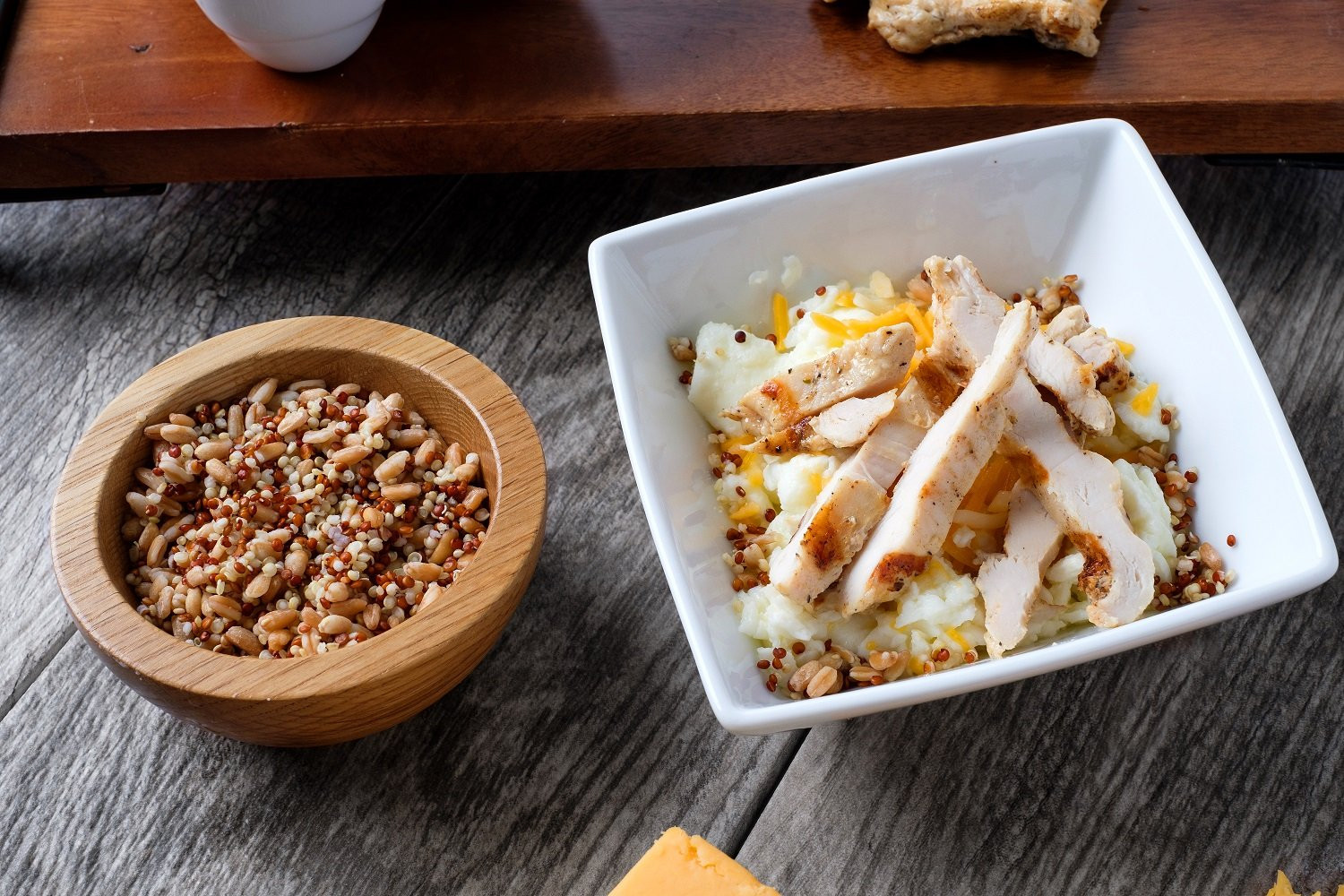 Healthy Chick Fil A Breakfast  Chick fil A adds new healthy grain bowls Business Insider
