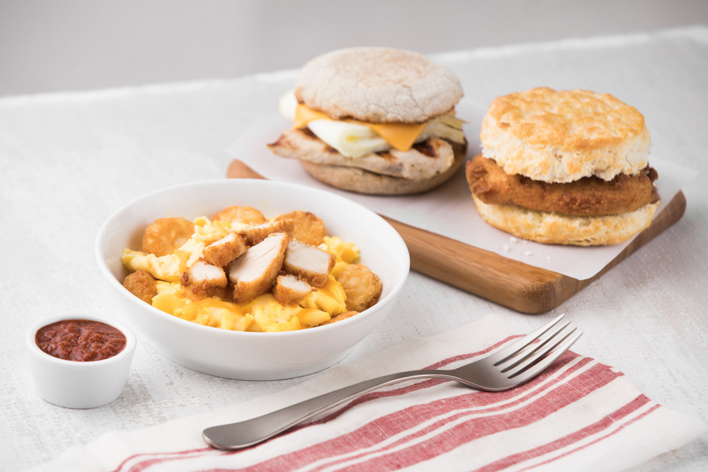 Healthy Chick Fil A Breakfast  Free breakfast for Chick fil A mobile app users