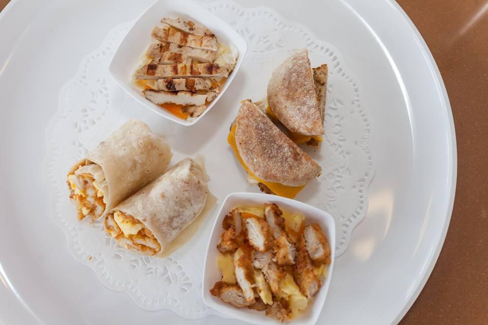 Healthy Chick Fil A Breakfast  Enjoy a fast healthy breakfast at Chick fil A