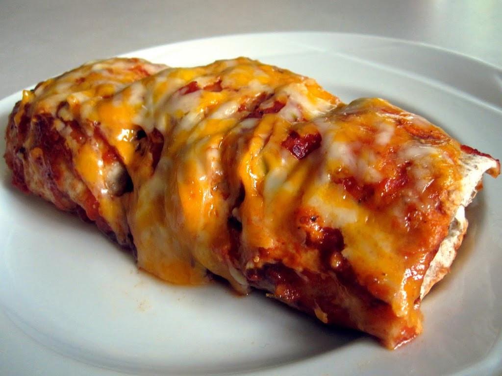 Healthy Chicken And Black Bean Enchiladas  Chicken and Black Bean Enchiladas Food & Whine
