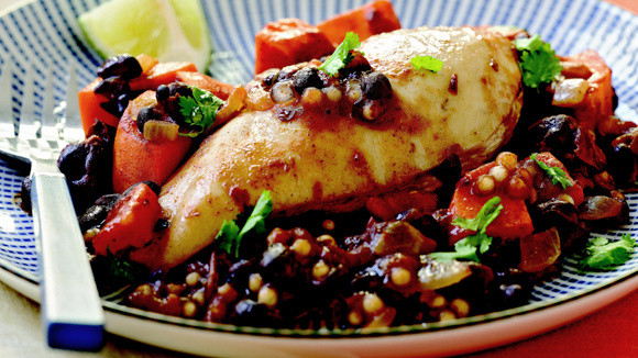 Healthy Chicken And Black Bean Recipes  healthy chicken and black bean recipes