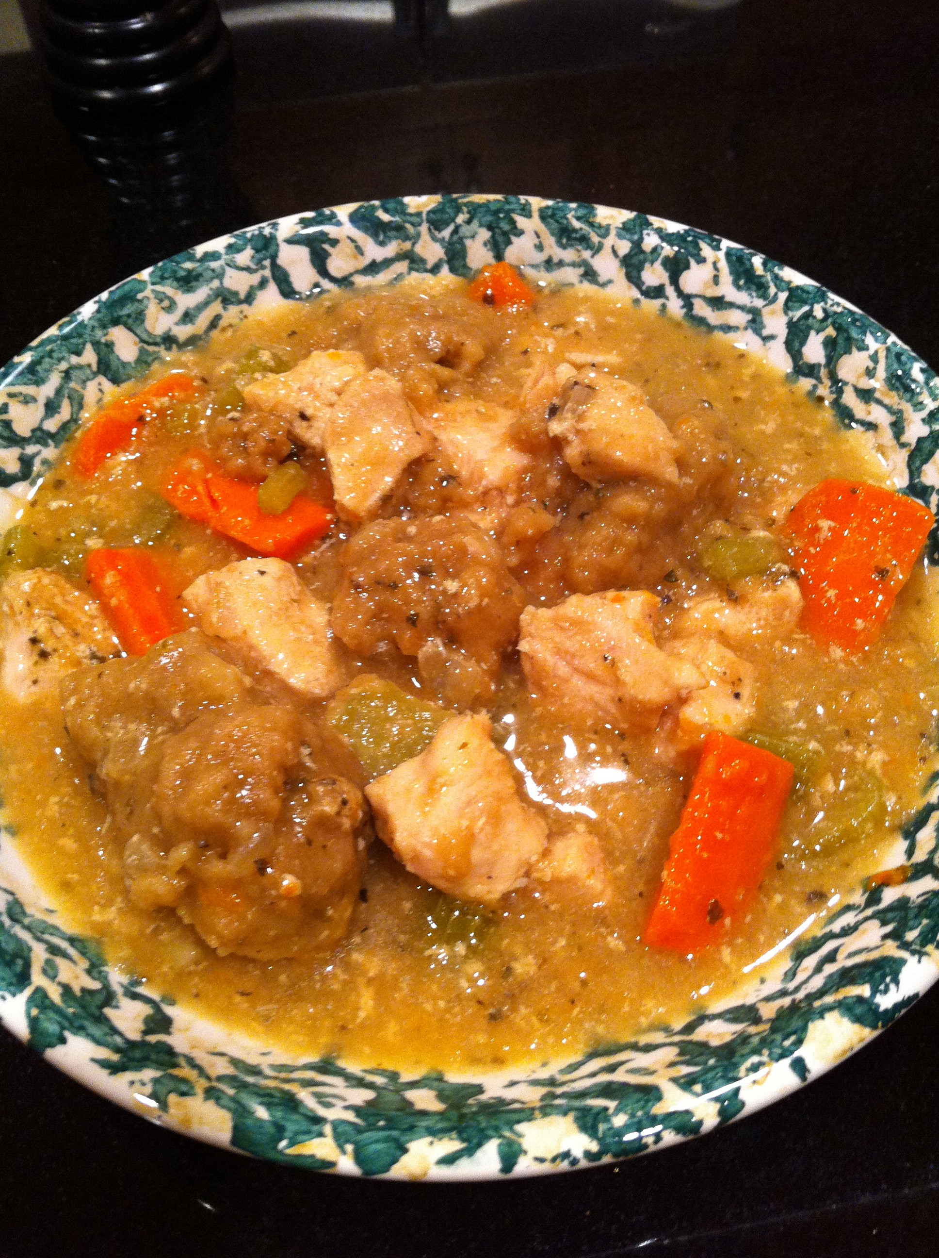 Healthy Chicken And Dumplings Crock Pot  Healthy Crock Pot Chicken And Dumplings