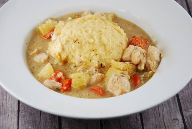 Healthy Chicken And Dumplings Crock Pot  Weight Watchers Crock Pot Recipes Slow Cooker Recipes