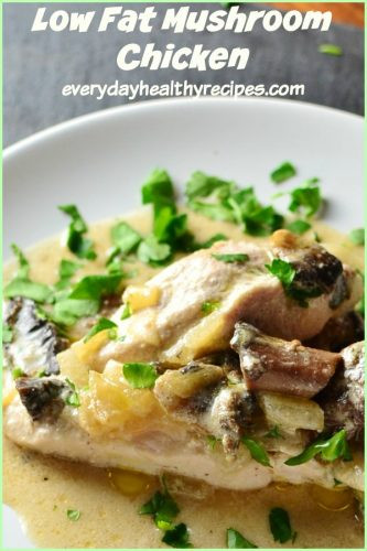 Healthy Chicken And Mushroom Casserole  Low Fat Chicken and Mushroom Casserole Everyday Healthy