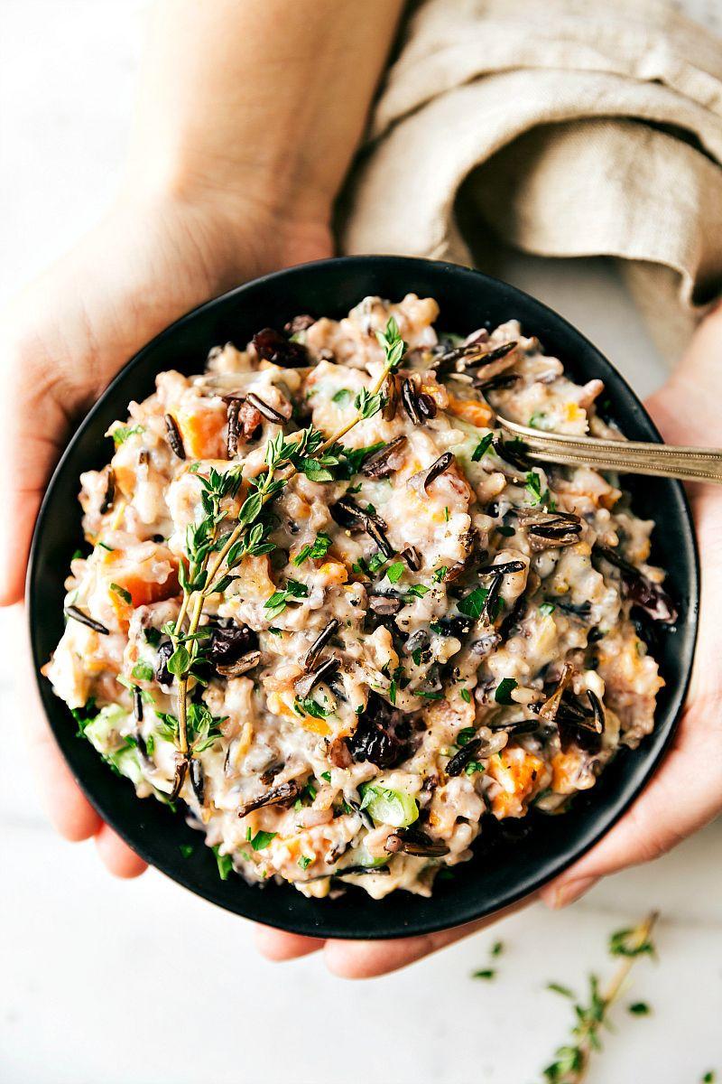 Healthy Chicken And Wild Rice Casserole  Crockpot Creamy Chicken and Wild Rice Casserole Chelsea