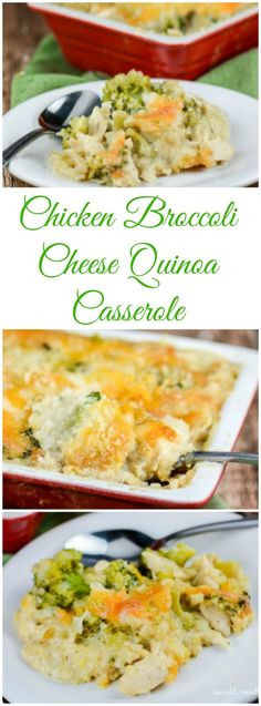 Healthy Chicken Broccoli Rice Casserole No Canned Soup  Best Overcooked Broccoli Recipe on Pinterest