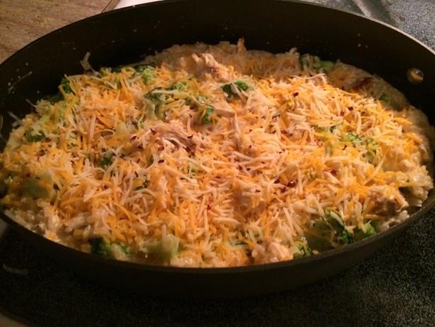 Healthy Chicken Broccoli Rice Casserole No Canned Soup  Cheesy Chicken Broccoli And Rice Casserole No Canned