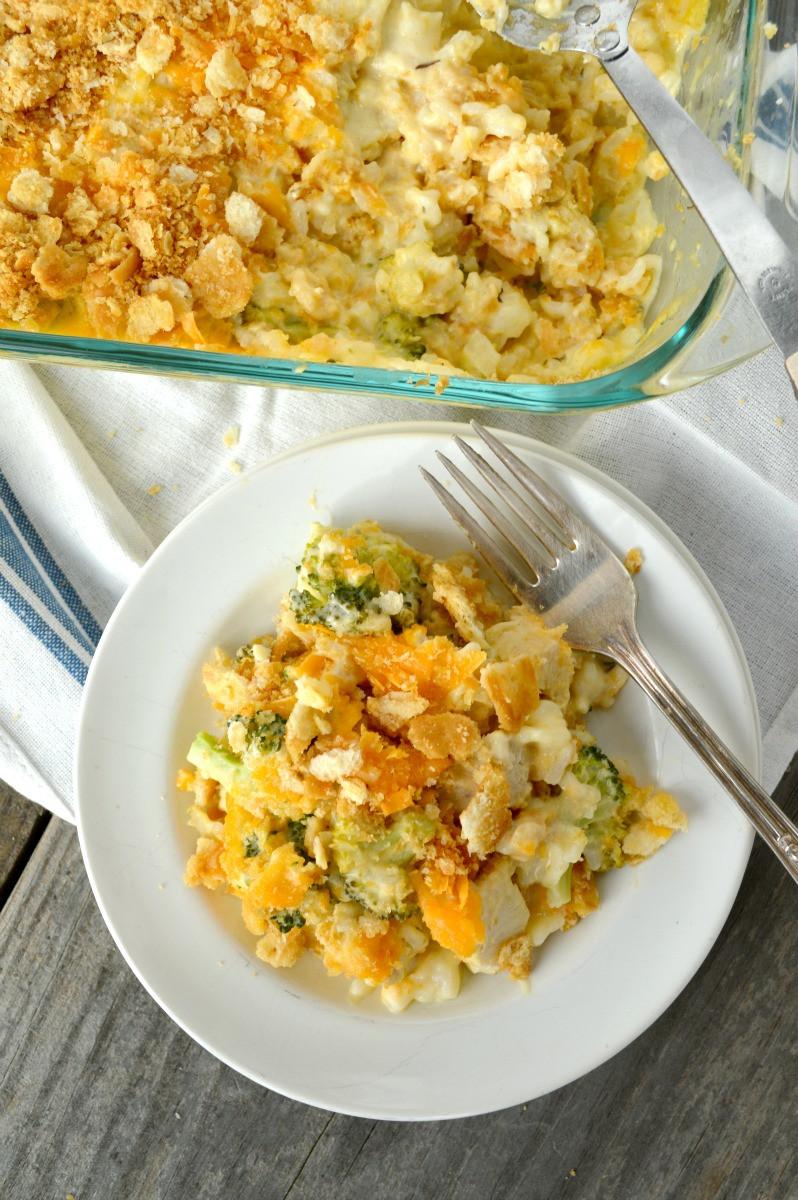 Healthy Chicken Broccoli Rice Casserole  Chicken Broccoli Rice Casserole Gonna Want Seconds