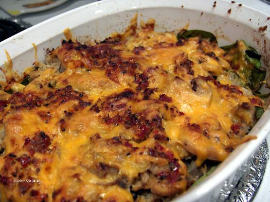 Healthy Chicken Casserole Dishes  Chicken casserole recipes healthy Food chicken recipes