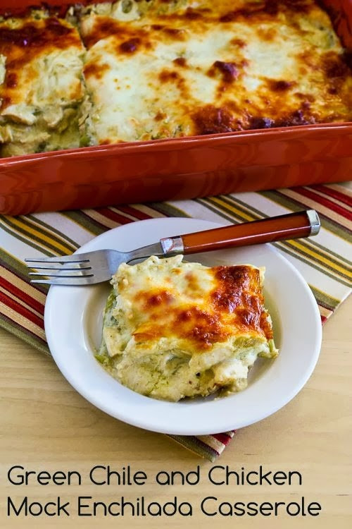 Healthy Chicken Casserole Low Carb  Kalyn s Kitchen 20 Deliciously Healthy Low Carb