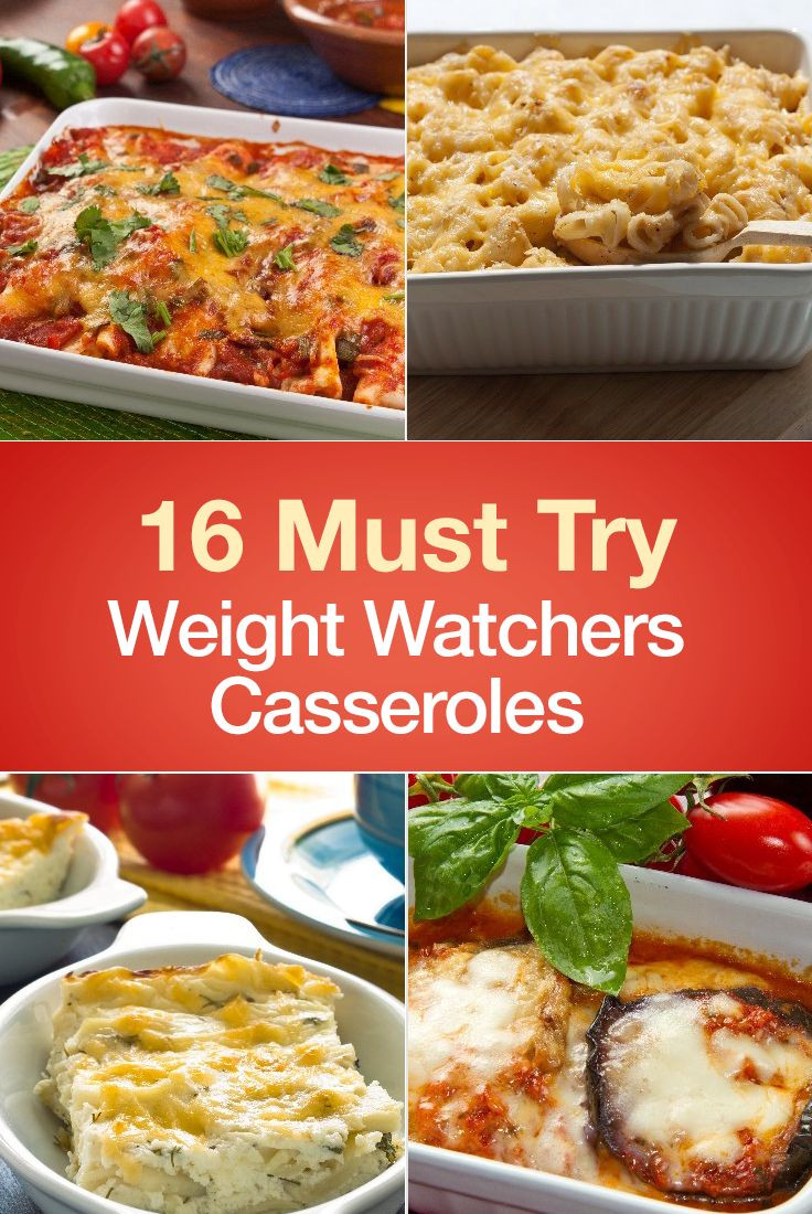 Healthy Chicken Casserole Recipes Weight Watchers  17 Best ideas about Weight Watchers Casserole on Pinterest