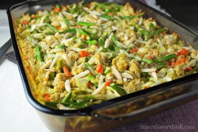 Healthy Chicken Casserole with Vegetables 20 Best Healthy Chicken Ve Able Casserole