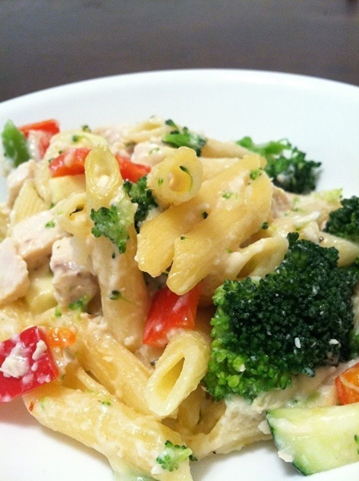 Healthy Chicken Casserole With Vegetables  Healthy Chicken Ve able Casserole