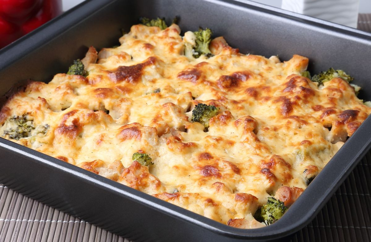 Healthy Chicken Casserole With Vegetables  40 Healthy Chicken Recipes For The Entire Family