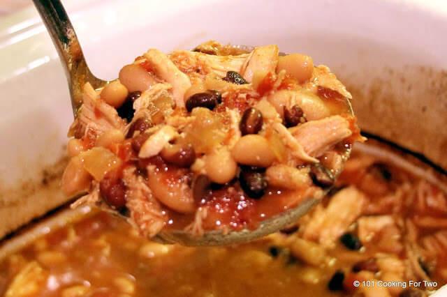 Healthy Chicken Chili Crock Pot  Healthy Crock Pot Red Chicken Chili