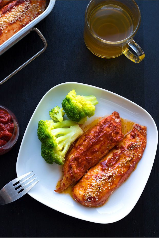 Healthy Chicken Dinner Ideas  41 Low Effort and Healthy Dinner Recipes — Eatwell101