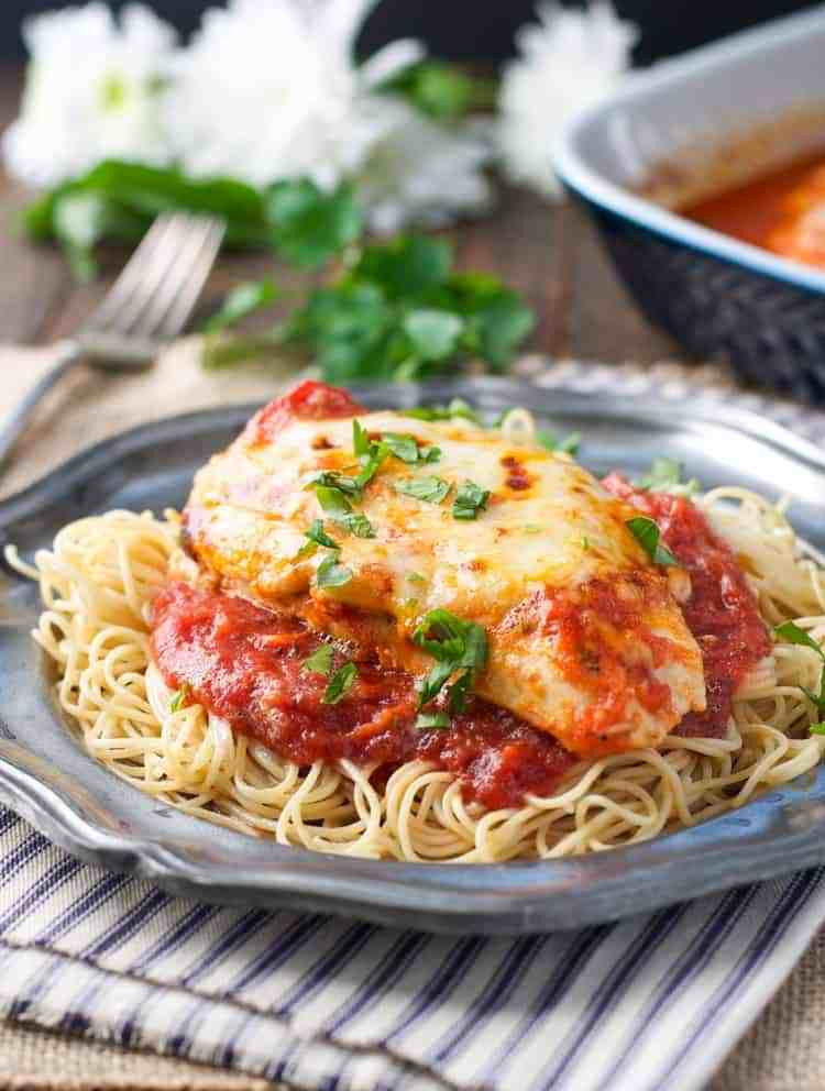 Healthy Chicken Dinners  20 Healthy Dinner Recipes For Your Family landeelu