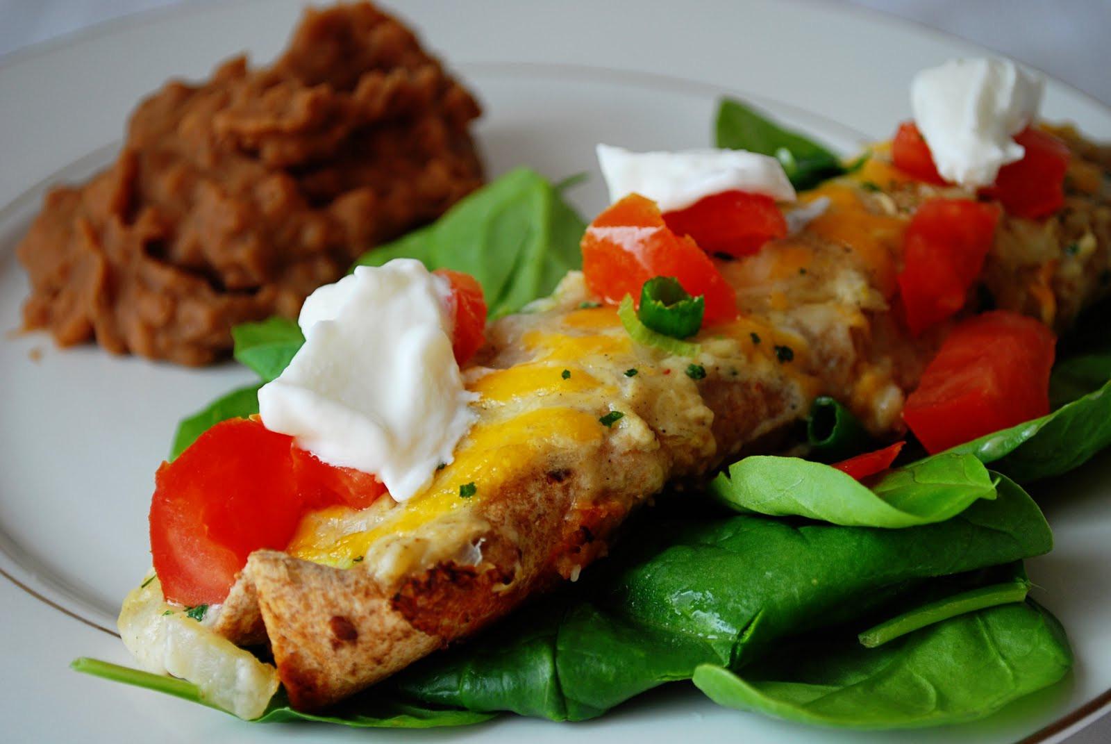 Healthy Chicken Enchiladas  Health Conscious Momma Healthy Chicken Enchiladas