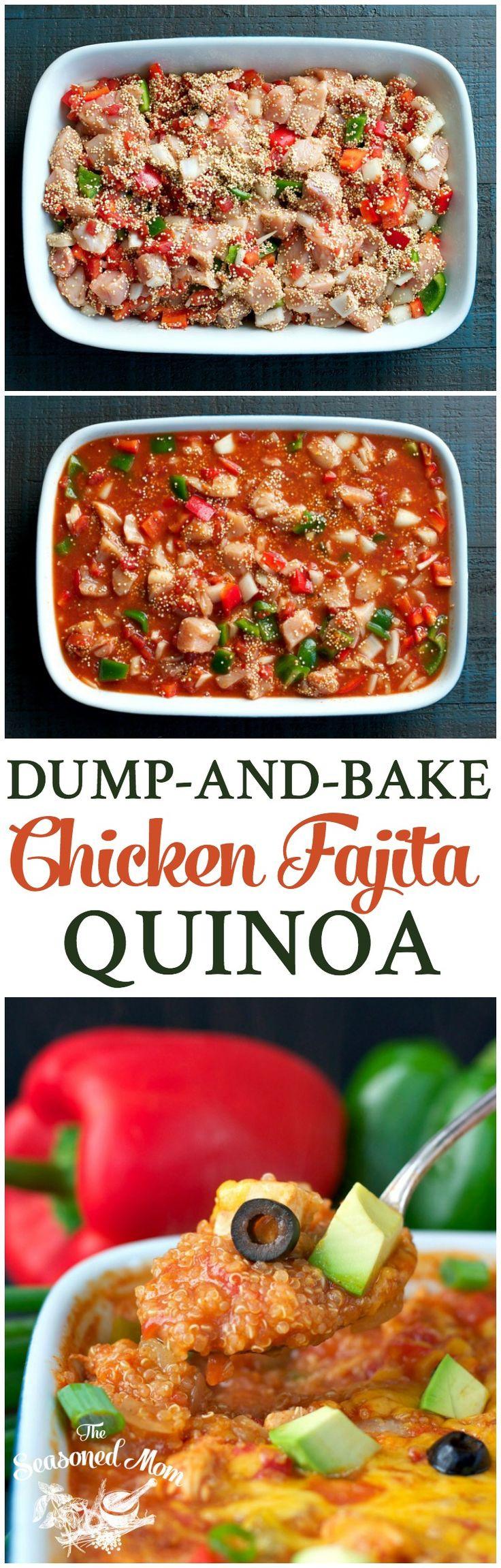 Healthy Chicken Fajita Casserole  1000 ideas about Chicken Fajita Casserole on Pinterest
