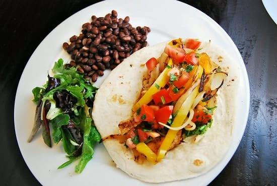 Healthy Chicken Fajitas  Chicken Fajitas Recipe – 6 Points LaaLoosh