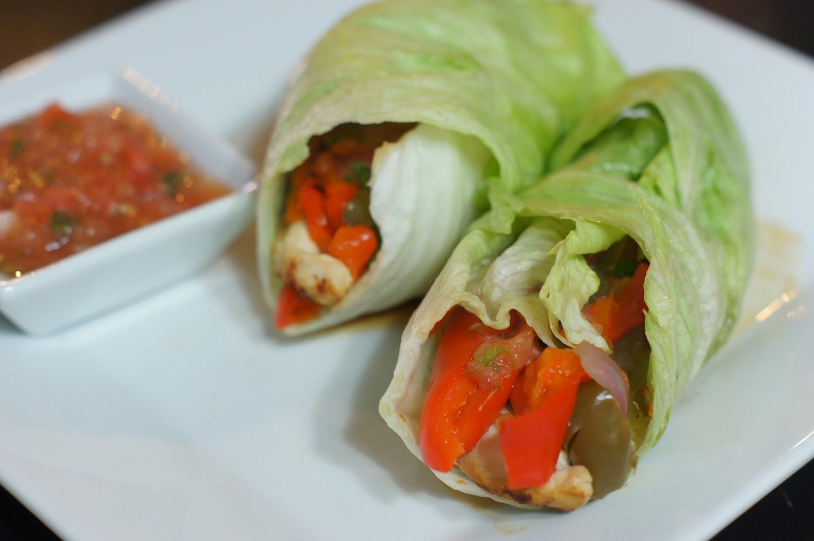 Healthy Chicken Fajitas  Amanda s Annotations Healthy Chicken Fajitas and Homemade