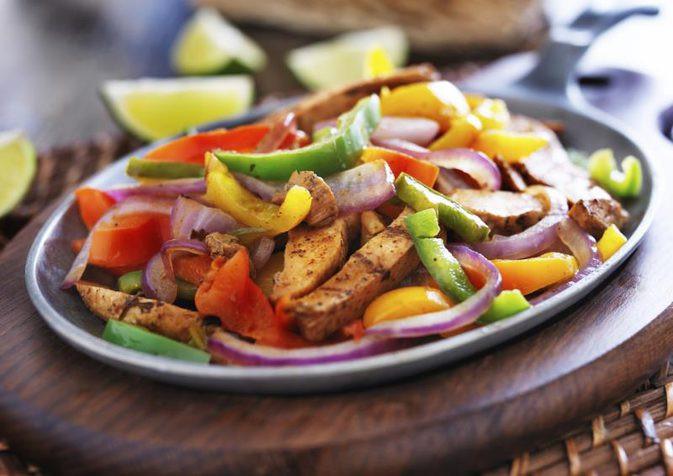 Healthy Chicken Fajitas  Ideas for Healthy Chicken Fajitas