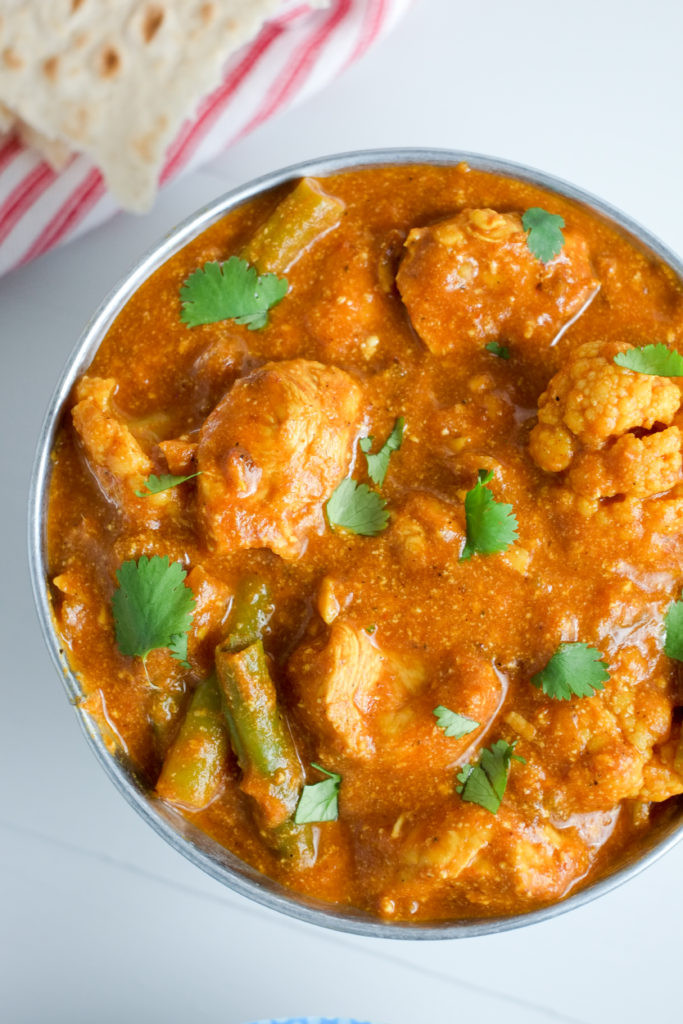 Healthy Chicken Instant Pot Recipes  Instant Pot Indian Butter Chicken Recipe