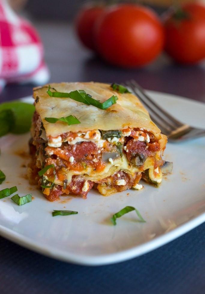 Healthy Chicken Lasagna  Home life in the boat