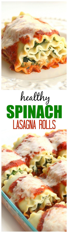 Healthy Chicken Lasagna  Healthy Recipes