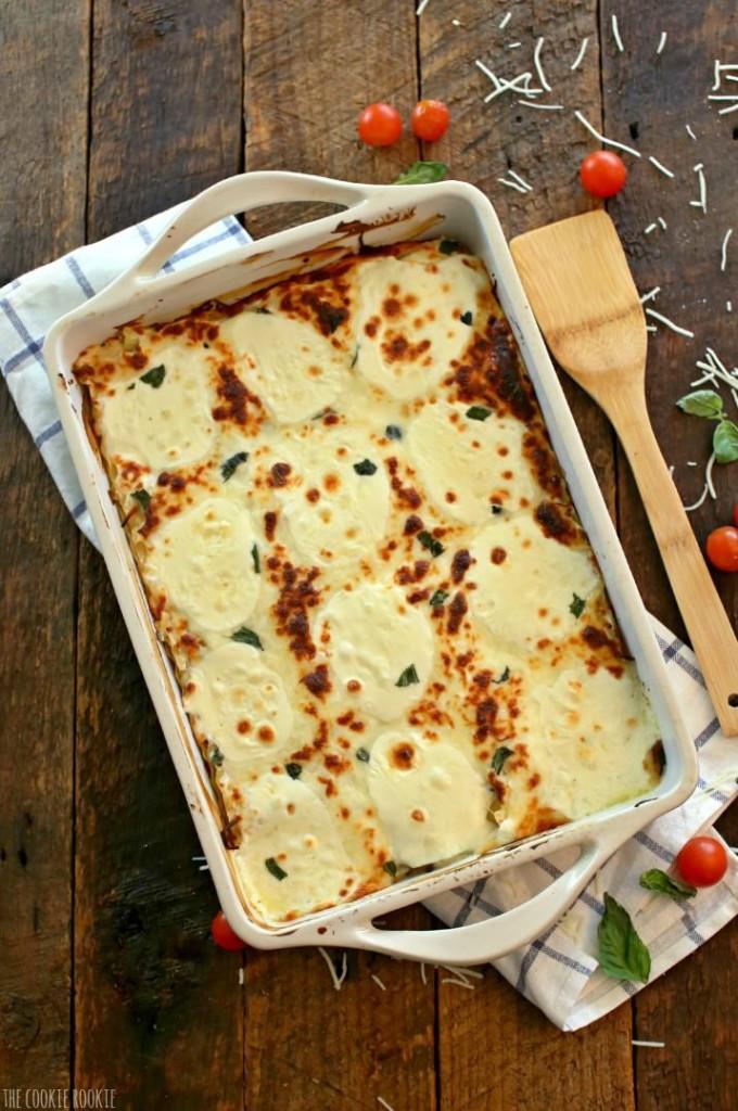 Healthy Chicken Lasagna  Healthy Chicken Dinner Recipes & Salads Meal Plan