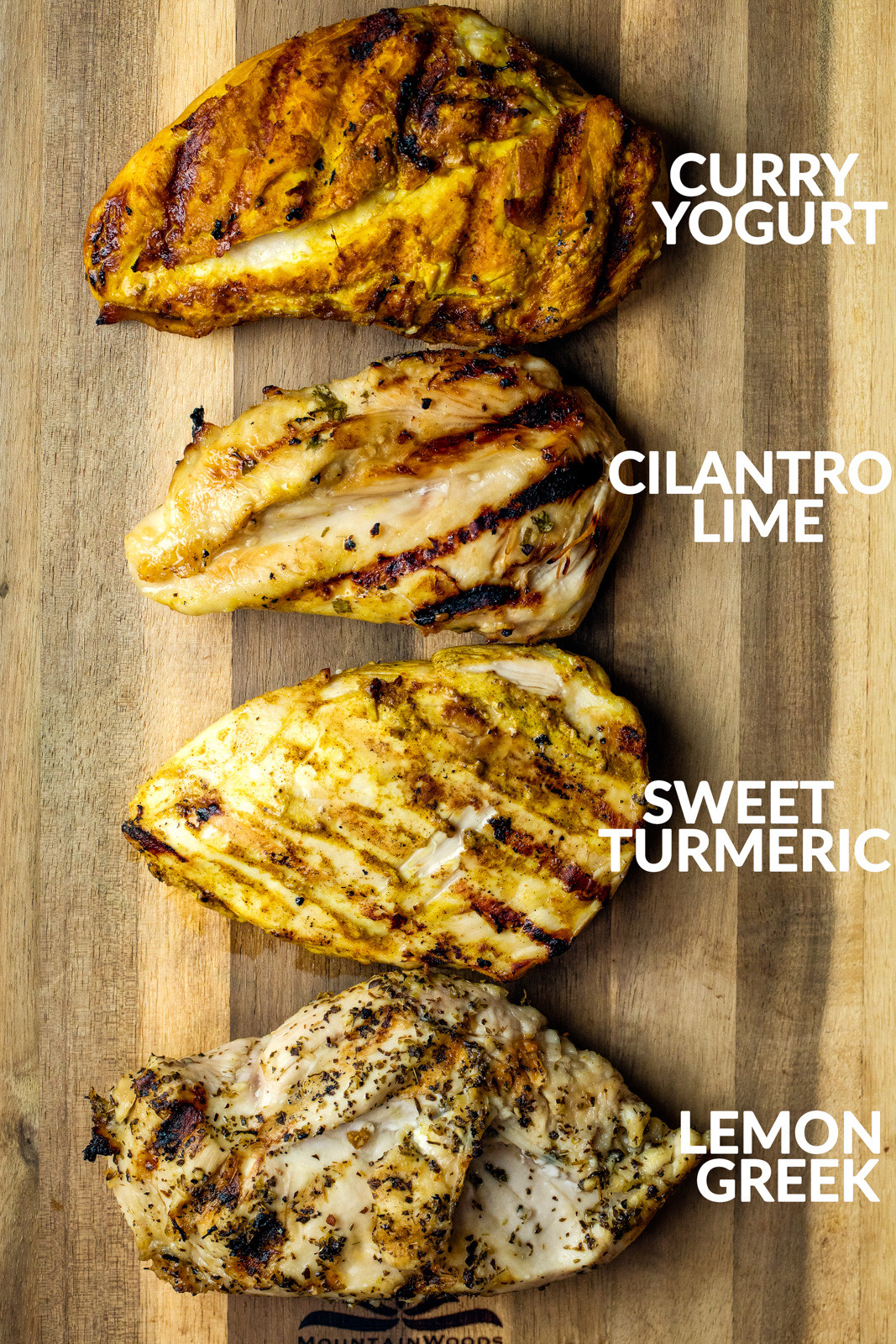 Healthy Chicken Marinades  4 Easy Chicken Marinades Living Lean & Clean with Just