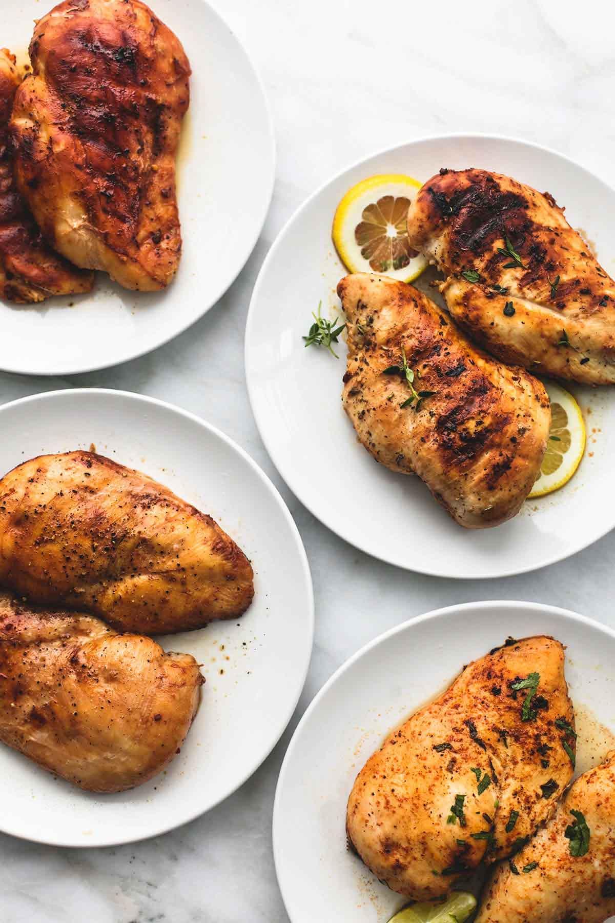 Healthy Chicken Marinades  BEST Easy 5 Ingre nt Chicken Marinades