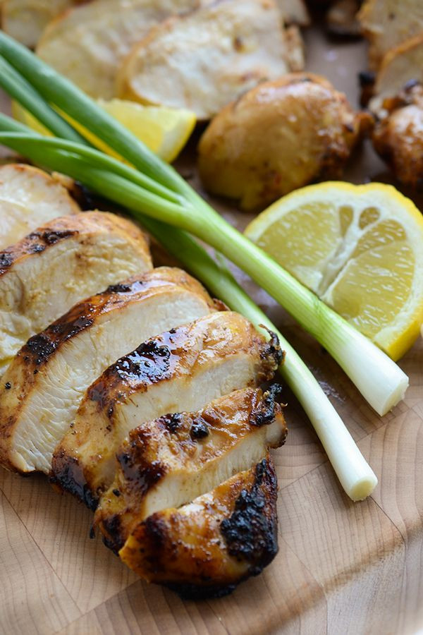 Healthy Chicken Marinades  20 Healthy Chicken Marinades for Grilling Season