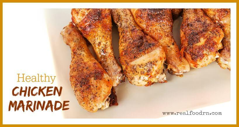 Healthy Chicken Marinades  Our Favorite Healthy Chicken Marinade