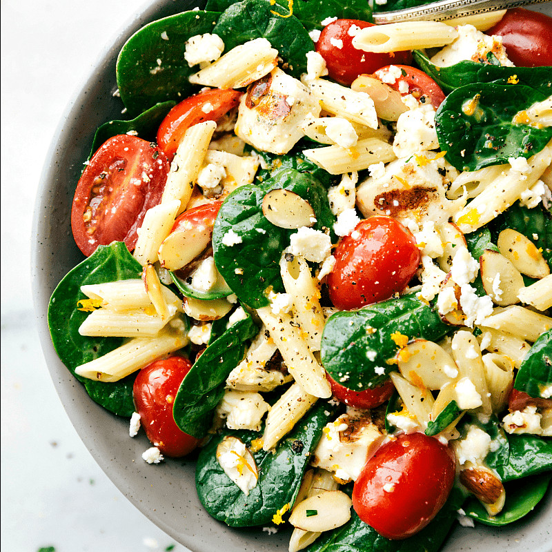 Healthy Chicken Pasta Salad the Best Healthy Chicken Pasta Salad
