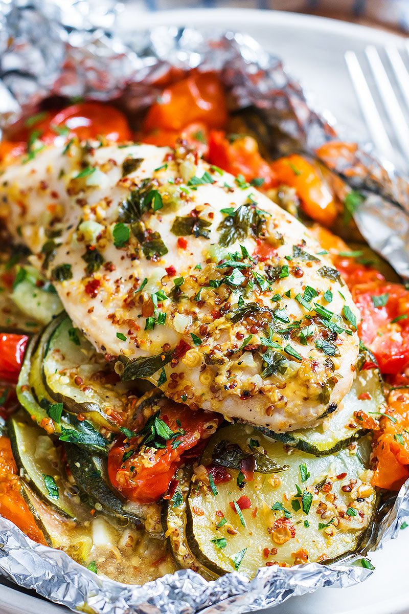 Healthy Chicken Recipes For Dinner  41 Low Effort and Healthy Dinner Recipes — Eatwell101