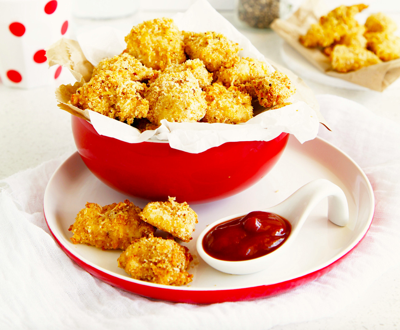 Healthy Chicken Recipes For Kids  Kids Healthy Chicken Nug s from Lose Baby Weight