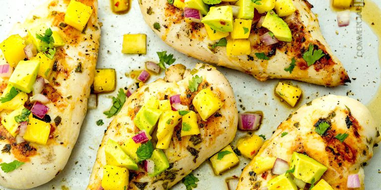 Healthy Chicken Recipes For Kids  50 Best Healthy Summer Recipes Low Calorie Summer Meals