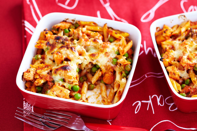 Healthy Chicken Recipes For Kids  easy chicken pasta
