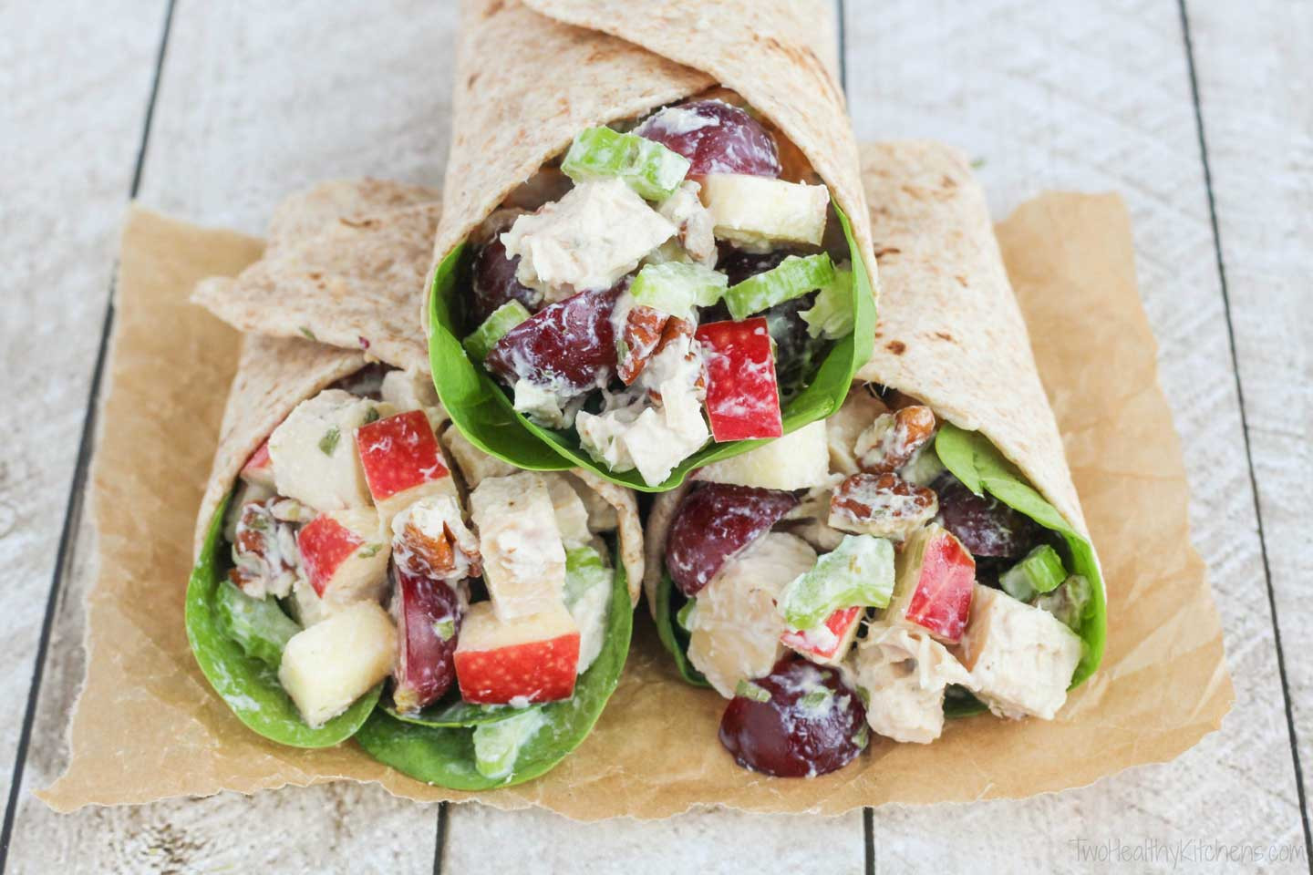 Healthy Chicken Salad  40 Healthy Chicken Recipes For The Entire Family