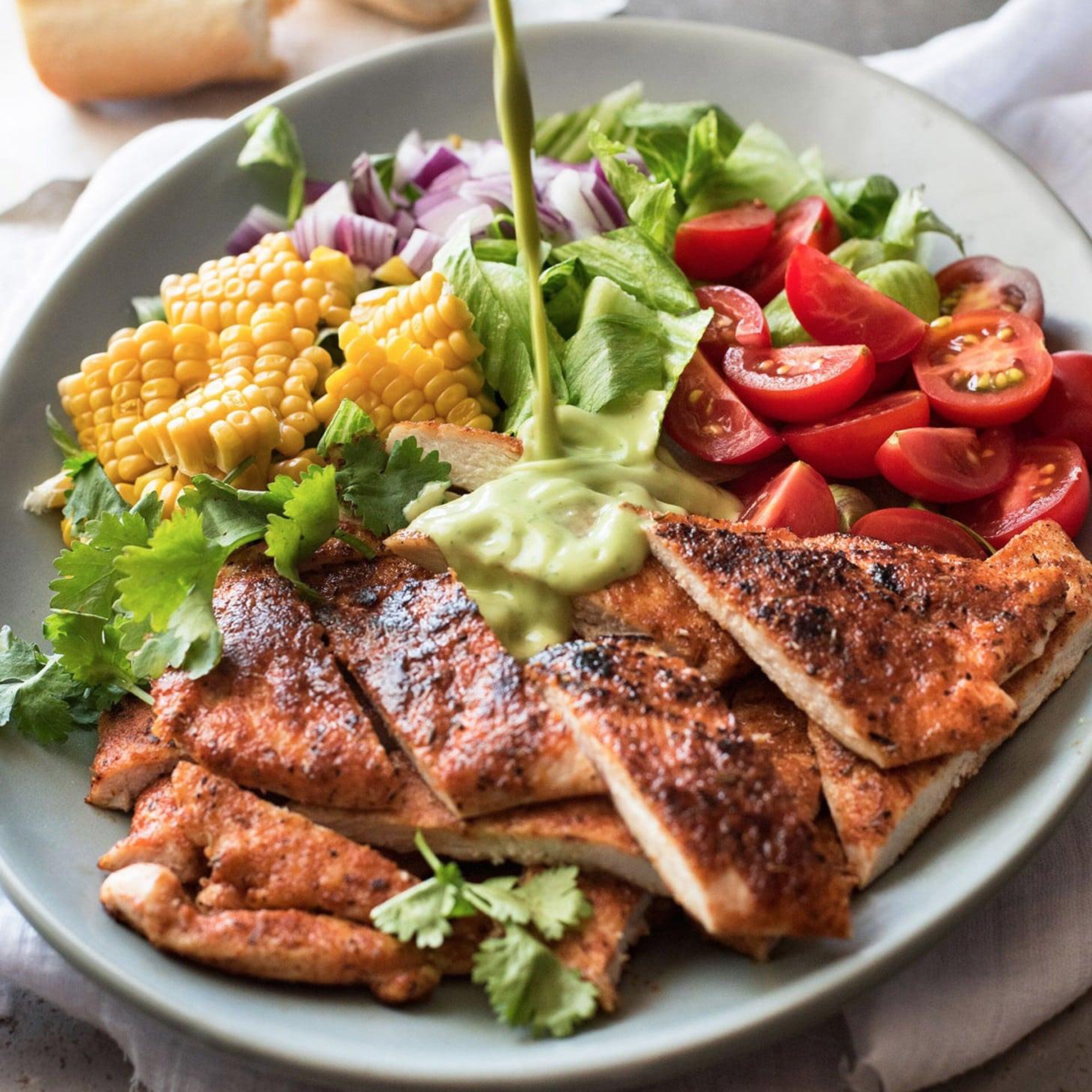 Healthy Chicken Salad Recipe  salad recipes healthy