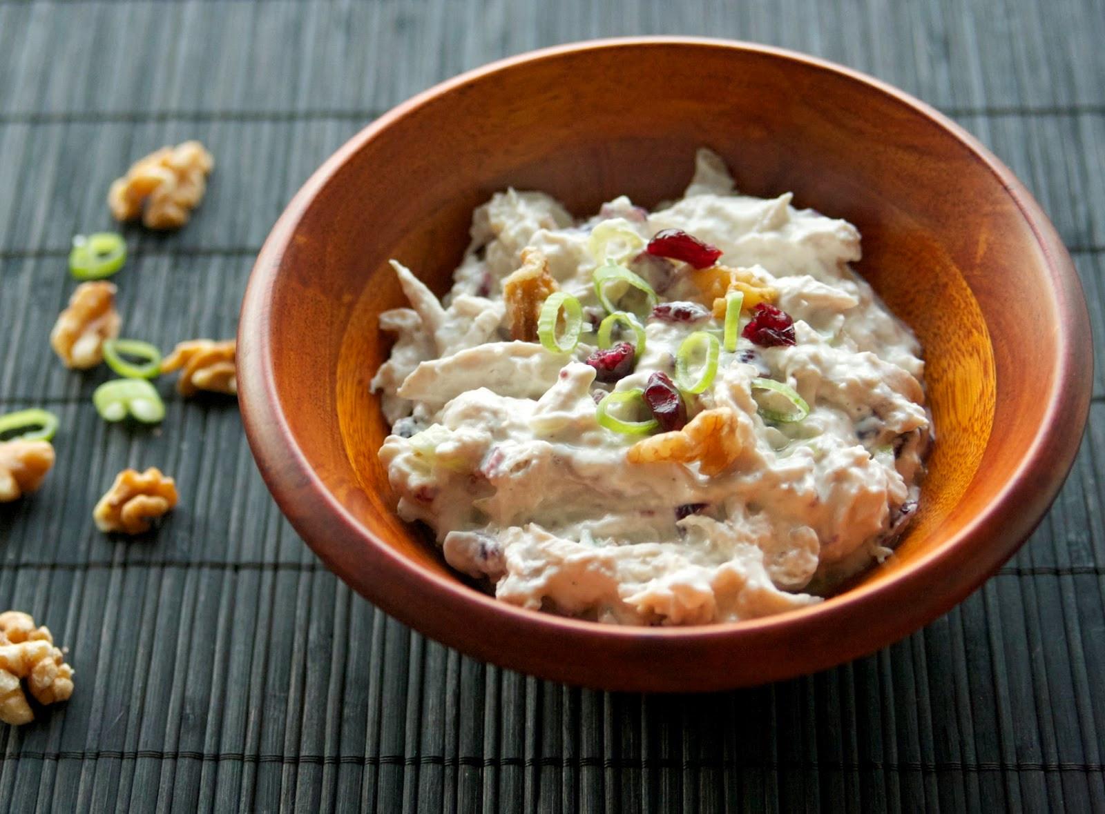 Healthy Chicken Salad Recipe No Mayo  Healthy Chicken Salad No Mayo