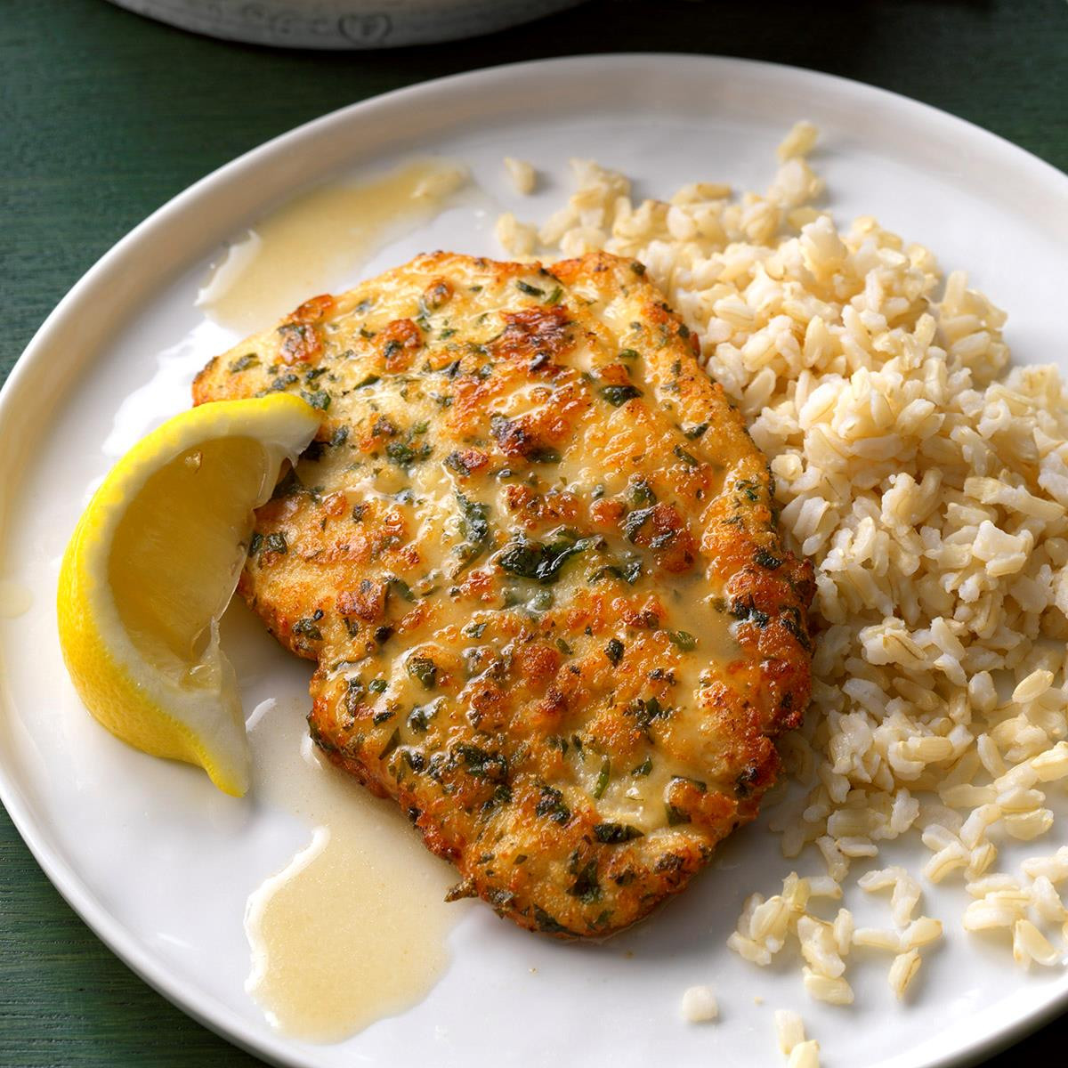 Healthy Chicken Sauces  healthy chicken piccata eating well