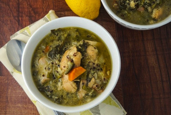 Healthy Chicken Soup Crock Pot  Top 10 Healthy Crock Pot Chicken Soups and Chilis
