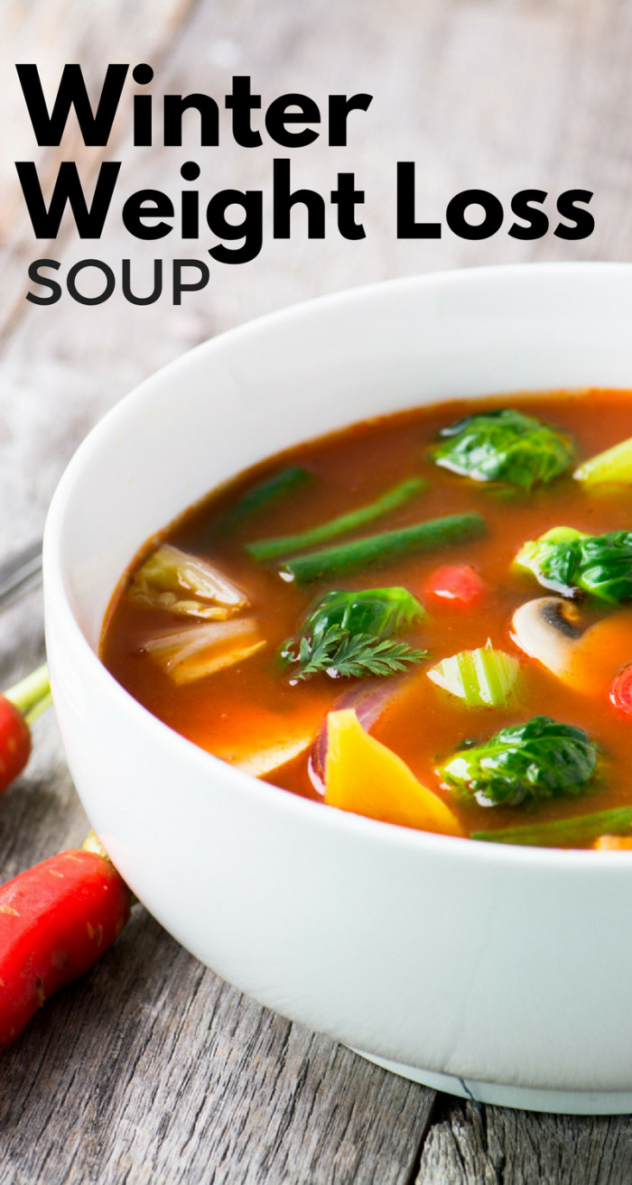 Healthy Chicken Soup Recipes For Weight Loss  Weight Loss Soup Recipe