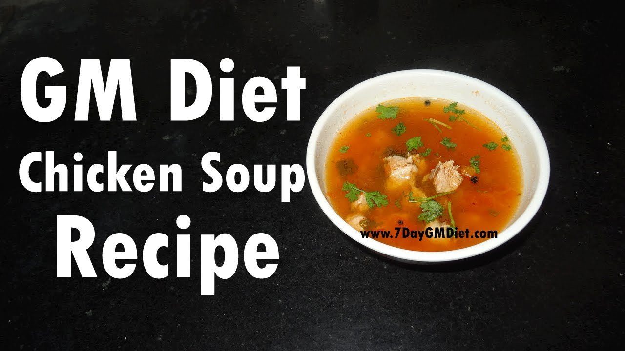 Healthy Chicken Soup Recipes For Weight Loss  Healthy Chicken Soup for Weight Loss