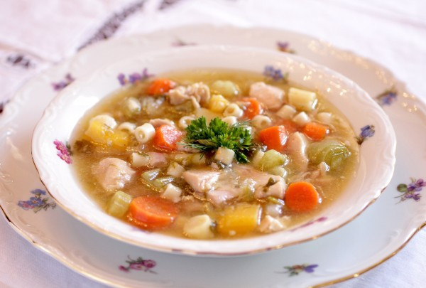 Healthy Chicken Soup Recipes For Weight Loss  Skinny Chicken Ve able Soup – A Recipe for Weight Loss